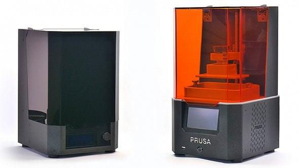 [aktualita] Průša představil 3D tiskárnu Original Prusa SL1 s novou technologií tisku