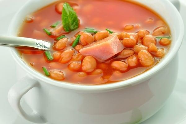 Zahřívací polévky
