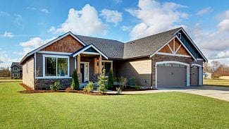 dům, bydlení, hypotéka, nemovitost