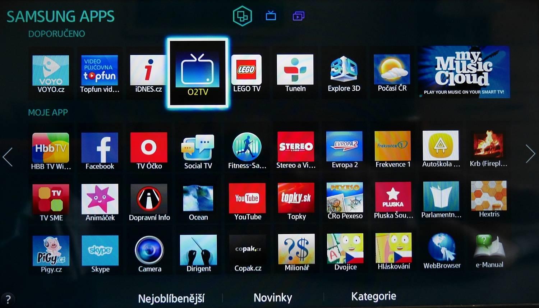 O2 TV - galerie