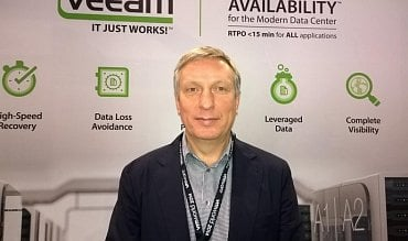 Ratmir Timashev, zakladatel Veeam Software