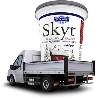 Skyr: je to jogurt, není to jogurt
