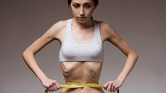 Jak se léčí poruchy příjmu potravy