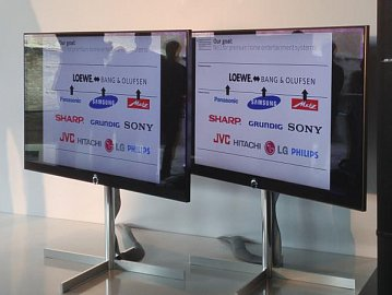 Pozice na trhu televizorů tak, jak ji vidí Loewe.