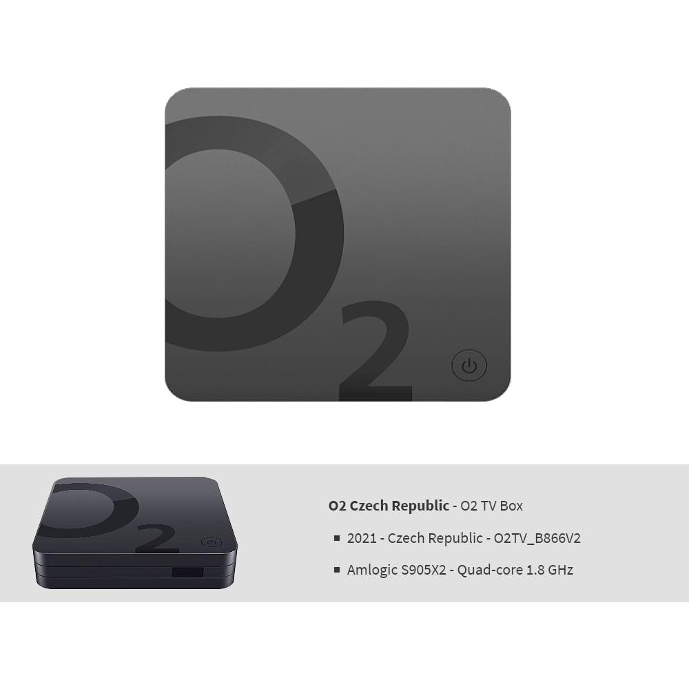 Fotogalerie přístroje pro O2TV + materiály ZTE