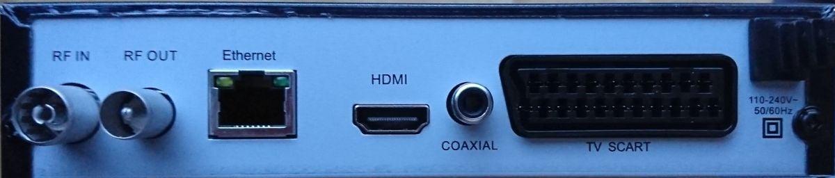 Maxxo T2 H.265
