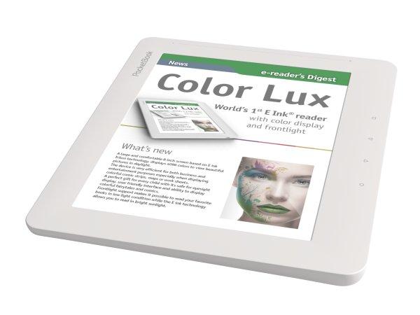 Barevná čtečka PocketBook Color Lux