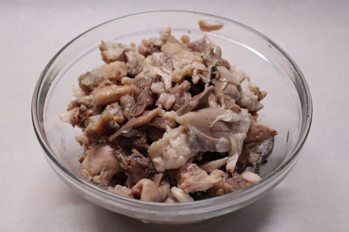 Rybí polévka: Používejte maso z rybích hlav