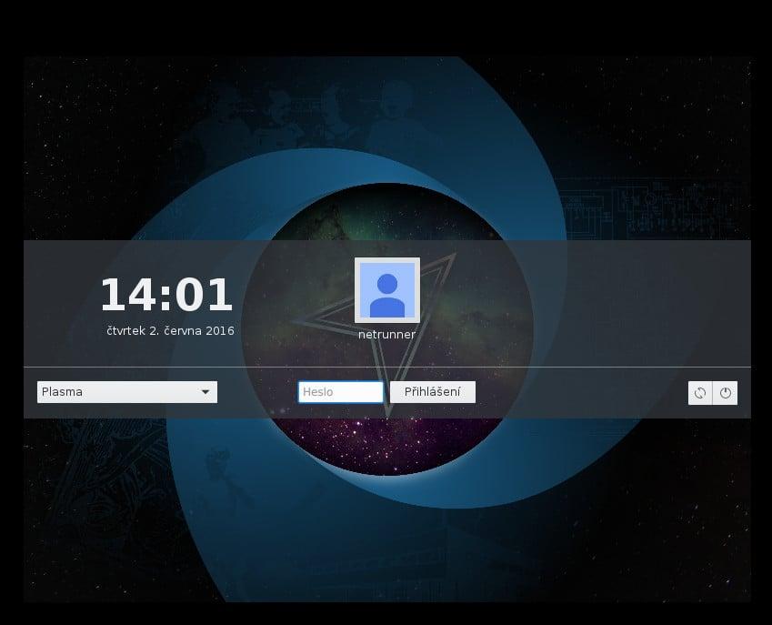 Netrunner: start, aktualizace, ukázka vlastností
