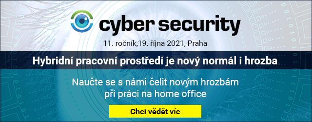 Tip do článku  - cybersecurity