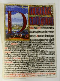 Tímto listem začíná Liber Novus, Červená kniha