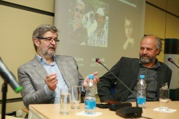 Eduard Kučera (vlevo), Pavel Baudiš (vpravo), zakladatelé společnosti AVAST Software (dříve Alwil Software)