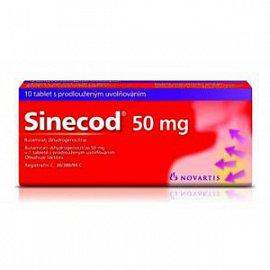 Sinecod tablety