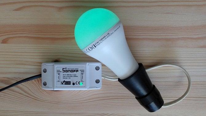 Tasmota na spínači Sonoff: otvorený firmvér pre IoT