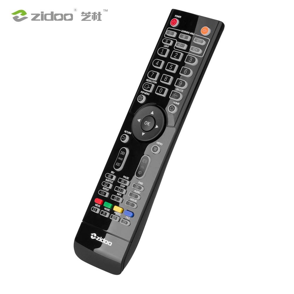 Zidoo Z1000 - dálkový ovladač