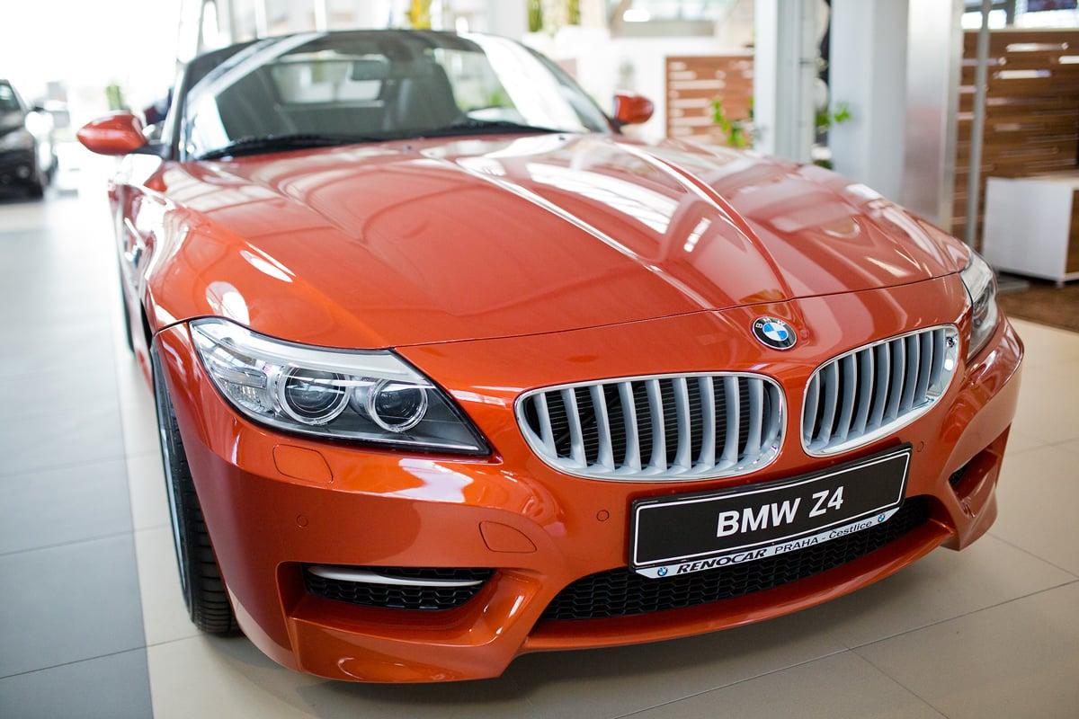 Autosalon Renocar a jeho nabídka vozů BMW a Mini Cooper