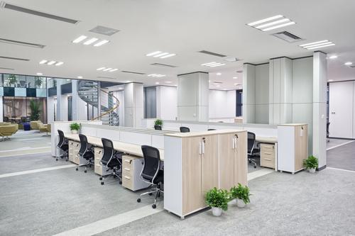 shutterstock.com kancelář,office, open space