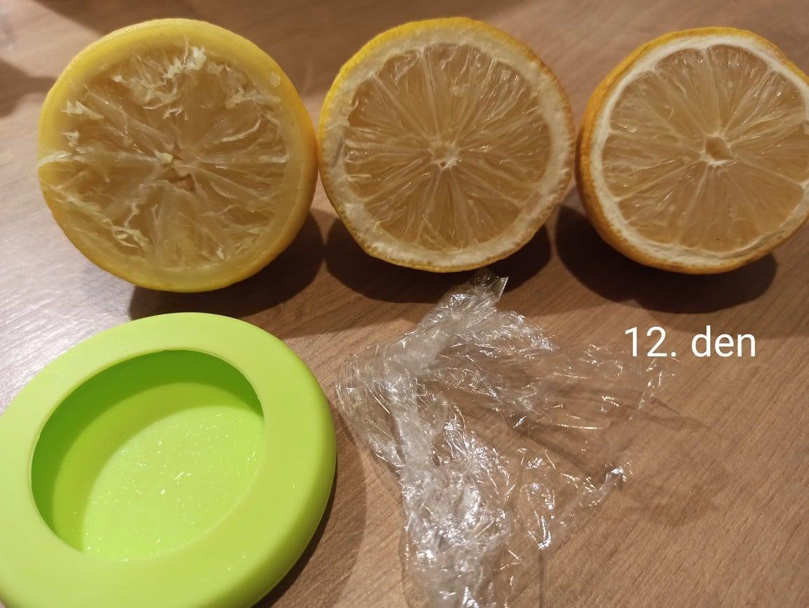 Test citronu