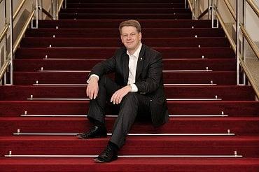 Národní koordinátor pro digitální agendu Tomáš Prouza.