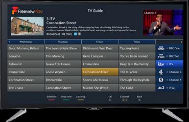 Britská IPTV služba Freeview Play už HbbTV 2.0 nasadila.