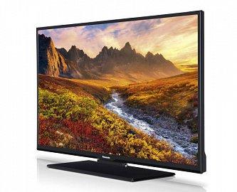 """Panasonic TX-48C300 (13.390 Kč) s úhlopříčkou 122 cm představuje sice """"hloupý"""" televizor, ale za to pracuje v energetické třídě A++ se spotřebou 87 W. A to abyste dnes vysloveně pohledali…"""