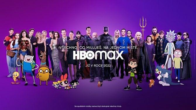 [aktualita] Služba HBO Max představila český trailer, potvrdila termín spuštění v roce 2022