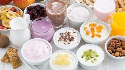 Vitalia.cz: Umí vyrobit ity nejdivnější příchutě do jogurtů