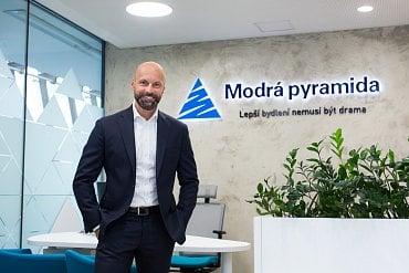 Novým generálním ředitelem Modré pyramidy je Michael Pupala