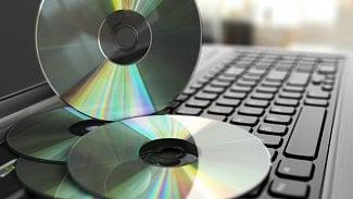 Počítač CD DVD