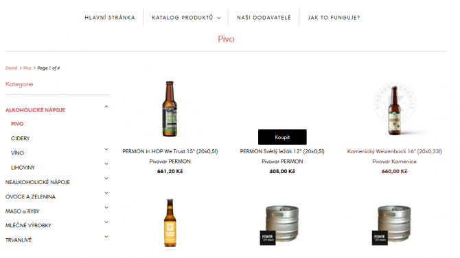 [aktualita] Storyous spouští B2B e-shop, spojuje restaurace s lokálními výrobci