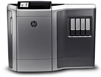 3D tiskárna od HP Inc.