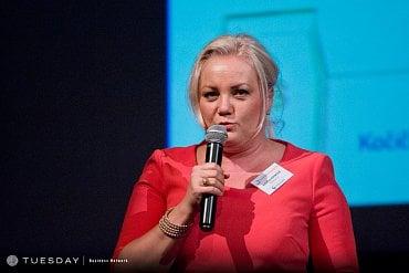 Kateřina Holnová,marketingová ředitelka Pet Center