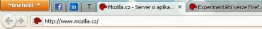 Firefox 4 beta 9