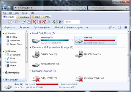 Pomocí QTTabBar získáte záložky v Průzkumníku Windows
