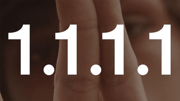 [aktualita] Cloudflare spouští DNS na adrese 1.1.1.1, běží na technologii od CZ.NIC