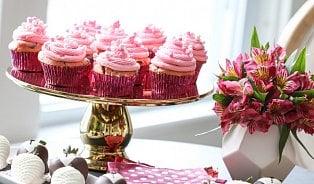 Nejlepší náhrada za svatební dort? Svatební cupcaky