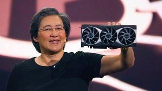 Lisa Su s Radeonem RX 6000