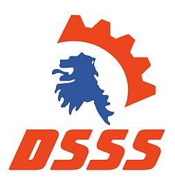 Logo Dělnické strany sociální spravedlnosti.
