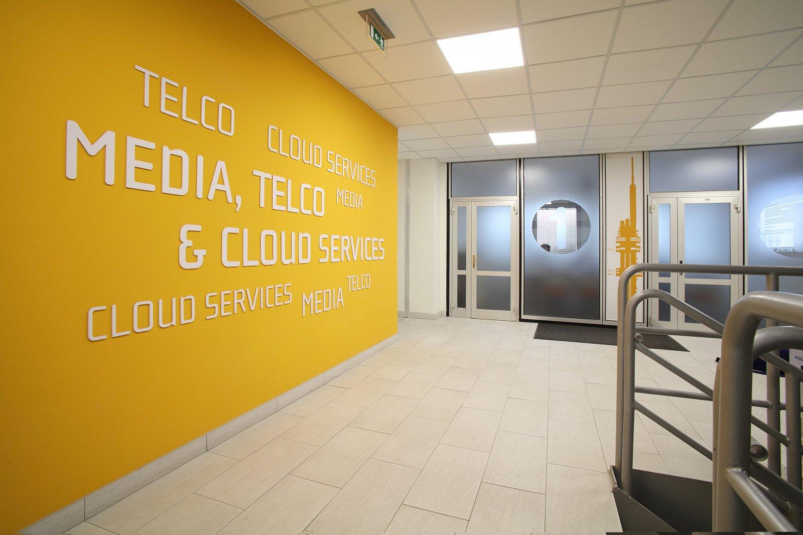 DC Tower - datacentrum Českých Radiokomunikací
