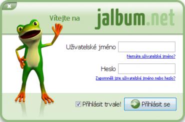 <p>Pro ukládání galerií na web je nutná registrace na webu výrobce</p>