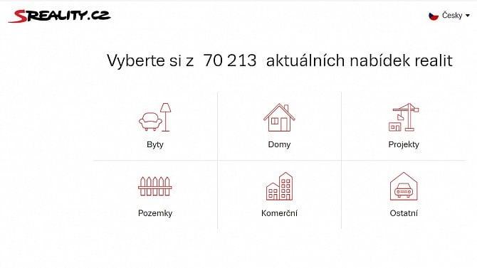 [aktualita] Sreality: Nabídka bytů k pronájmu loni v Praze stoupla o 15 %