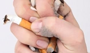 Jak potlačit chuť na cigaretu