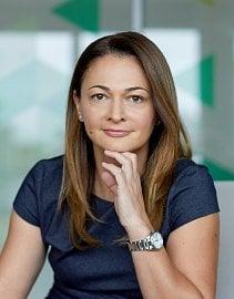 Novou CEO Sberbank CZ by se měla od srpna stát Marijana Vasilescu
