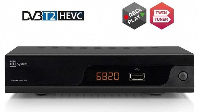 Finální část přehledu set-top boxů, certifikovaných pro tuzemské DVB-T2/HEVC vysílání