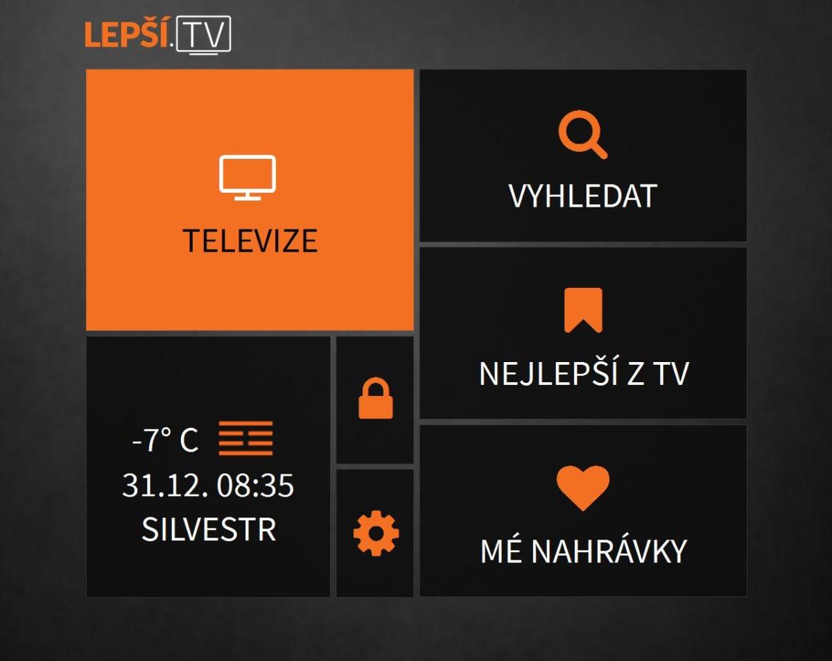 Jak vypadá Lepší.TV