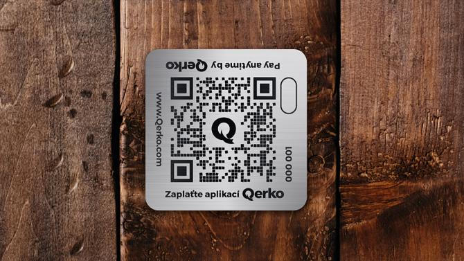 [aktualita] Plzeňský Prazdroj v 1500 českých hospodách zavede mobilní QR platby Qerko