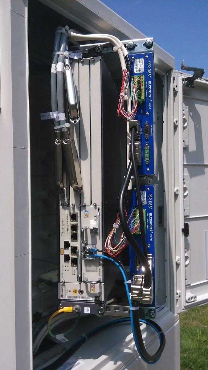 DSLAM pro VDSL2