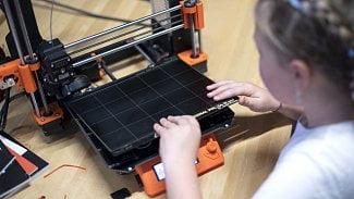 Průša škola 3D tiskárna