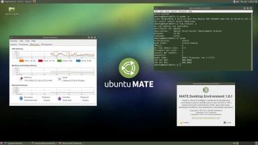 Takhle běží Ubuntu MATE na Raspberry Pi 2