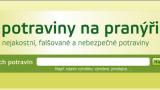 Web potravinynapranyri.cz se sám dostává na pranýř. Víme proč